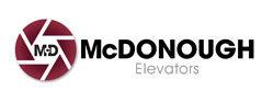 McDonough Elevators Logo