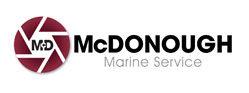 McDonough Marine Logo